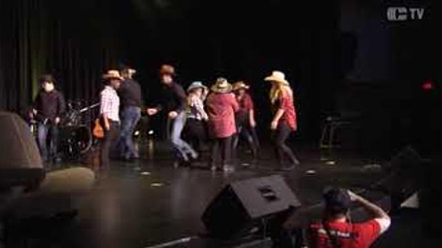 AIS Beauce-Sartigan - Danse country (Coup de coeur 2017)