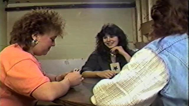 Les jeunes de Beauceville en 1987
