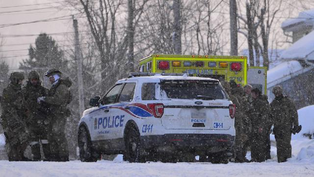 Intervention policière sur la rue Roberge : trois blessés, dont un grave