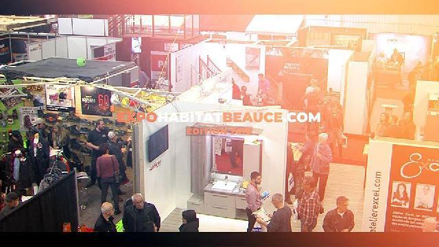 Expo Habitat Beauce, au Centre sportif Lacroix-Dutil du 21 mars au 24 mars