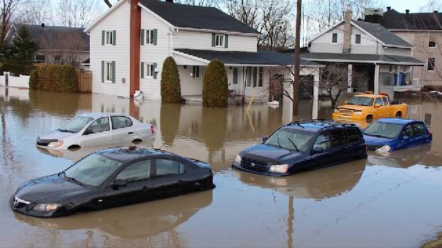 Récapitulatif des inondations historiques 2019
