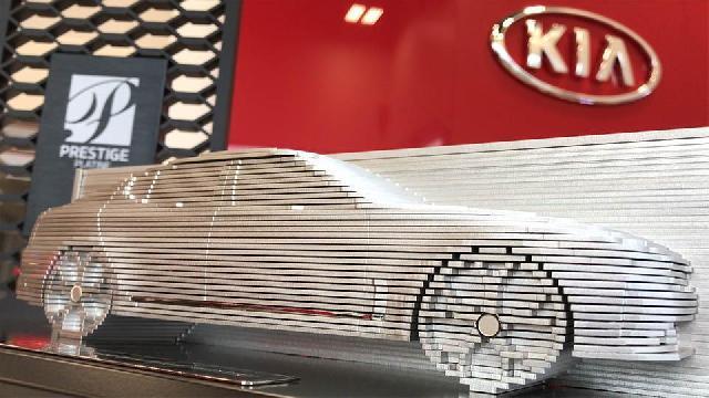 Auto Du boulevard Kia, récipiendaire de la plus haute distinction a l'échelle mondiale!