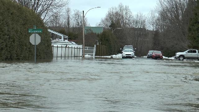 Importante inondation à St-Georges