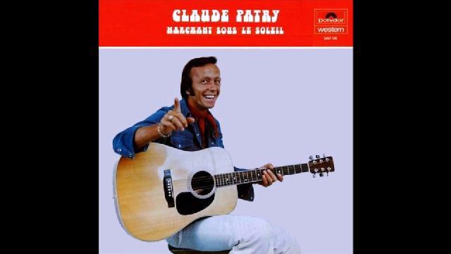 Claude Patry - Marchant sous le soleil