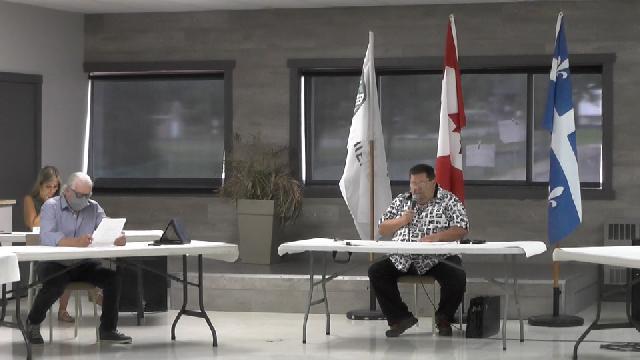 Conseil municipal de St-Côme-Linière du 3 août 2020