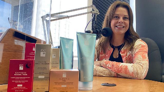La chronique santé beauté avec Isabelle Villeneuve: Nouveautés IDC DERMO