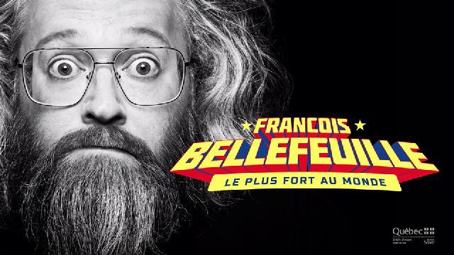 François Bellefeuille à St-Georges le 12 décembre