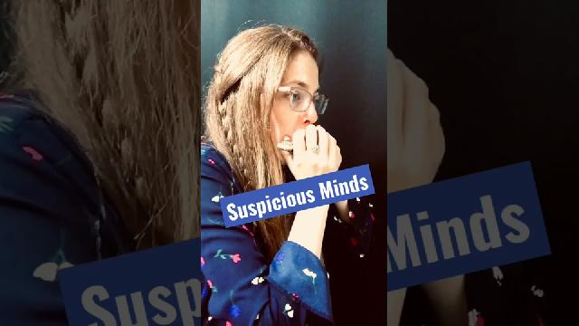 Patricia Marcoux - Suspicious Minds (Harmonica)