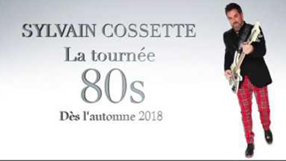 Sylvain Cossette à St-Georges le vendredi 13 décembre