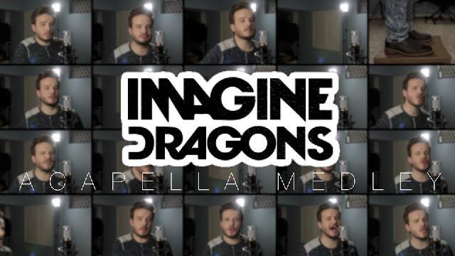 Découverte Beauce TV - Un medley incroyable du groupe Imagine Dragons fait a cappella