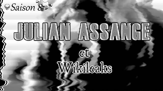 Mystère Voilé - Julian Assange et Wikileaks