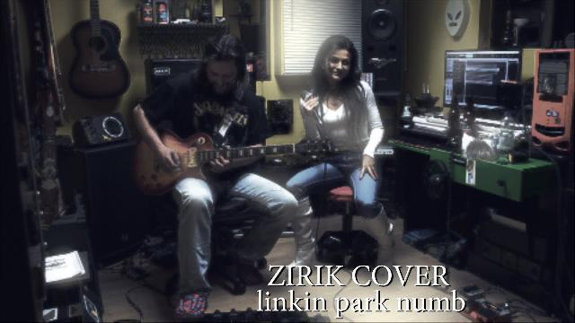 Zirik - Numb