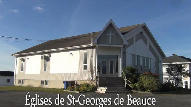 Églises de St-Georges de Beauce