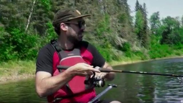 Simon Turcotte: Rivière Portneuf