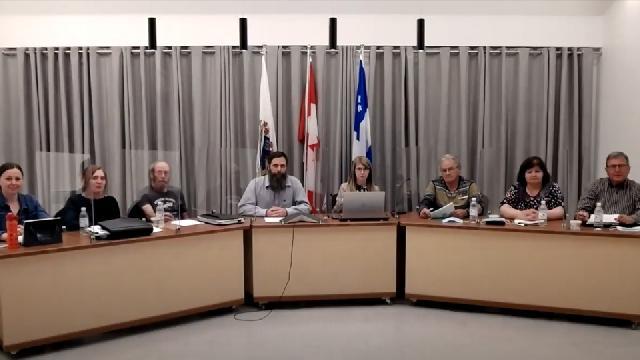 Conseil municipal de Saint-Frédéric du 3 mai 2021