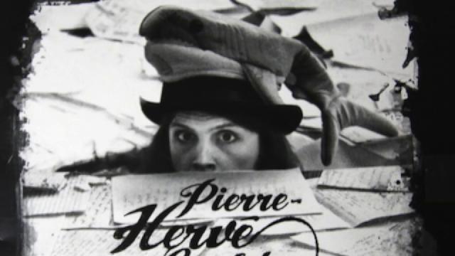 Le poisson // Pierre-Hervé Goulet // L'espoir est le meilleur des appâts - 2013