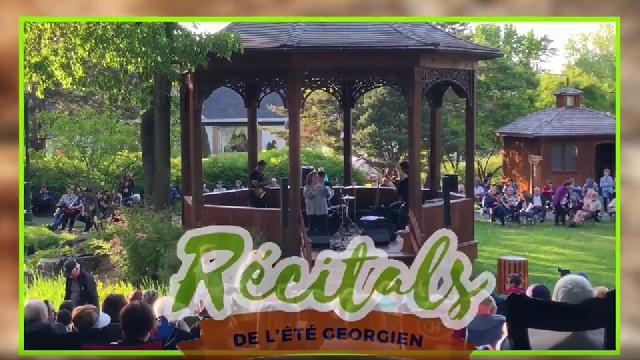 Récitals de l'été Georgien à Saint-Georges