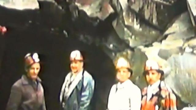 Souvenirs des mines de St-Robert fin 40