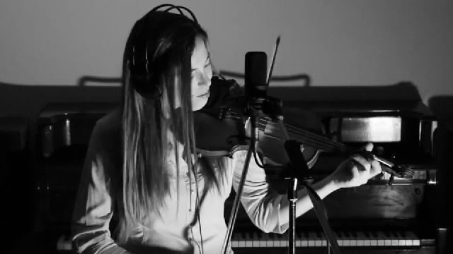Shallow au violon par Patricia Marcoux