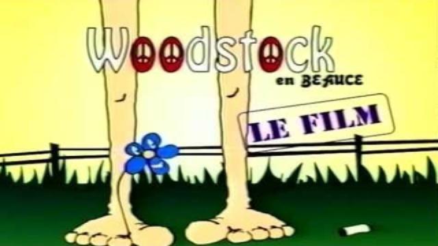 Woodstock en Beauce 2000 le film