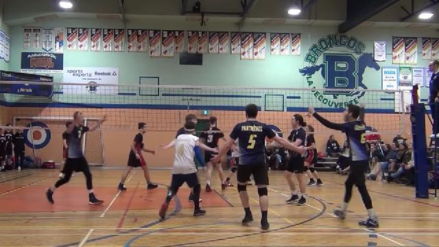 Provincial 2019 Sport-Études École secondaire Veilleux