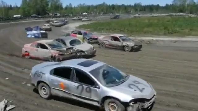 Autodrome St-Just - Super enduro (partie 3)