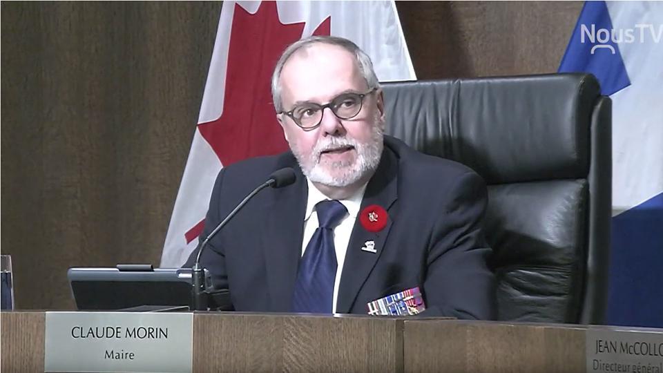 Séance du conseil de Ville de Saint-Georges du lundi 11 novembre 2019