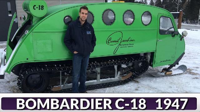 Bombardier C18 - 1947