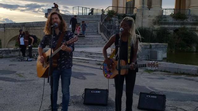 Tamara Weber & Marcus Wilcour - La folie en quatre (Daniel Bélanger)