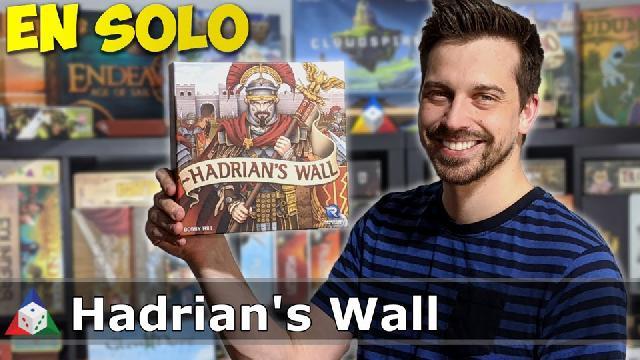 L'École du jeu - Hadrian's Wall - Session de jeu en solo