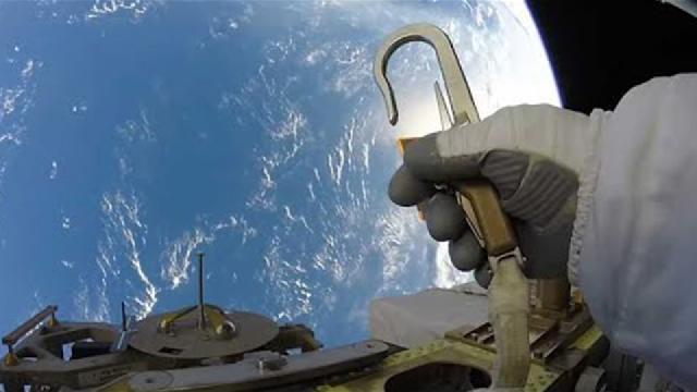 Découverte Beauce TV - La terre vue de l'espace