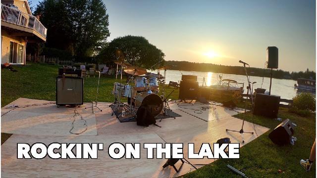 Josh Gallagher - Vlog #2 2019 - Rockin' On The Lake