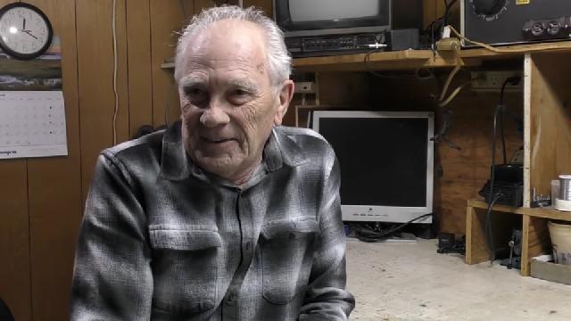 Fred Jacob et 60 ans de réparation de télé