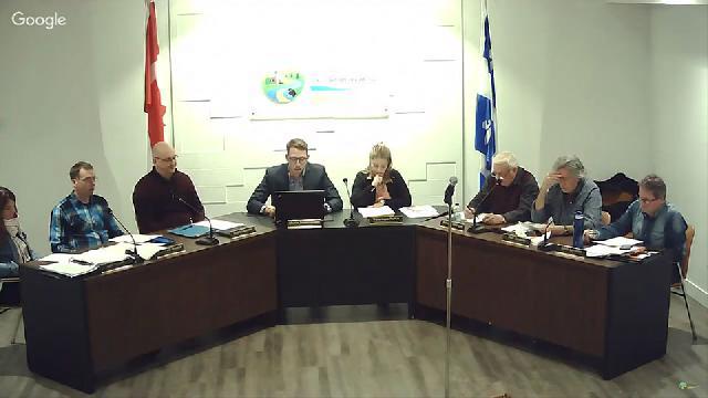 Conseil municipal de Saint-Simon-les-Mines du 15 janvier 2019