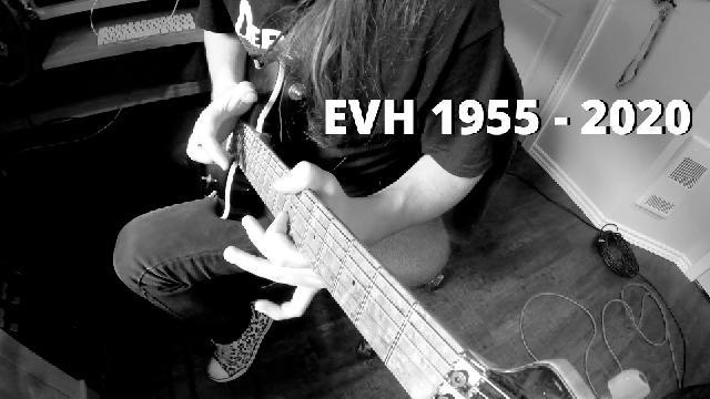 Deraps - Beat It Solo - Eddie Van Halen Tribute