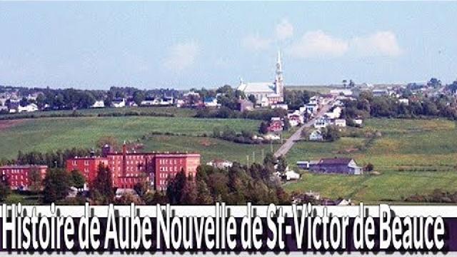 Visite de l'Aube Nouvelle de St-Victor